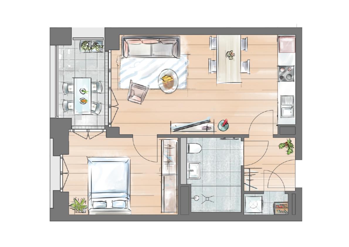 2-zimmer-penthouse-tower-wohnungstyp-10b
