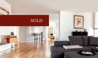 Sold: Penthouse in Hamburg Harvestehude